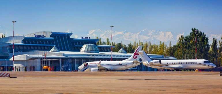 Авиабилеты Москва Бишкек