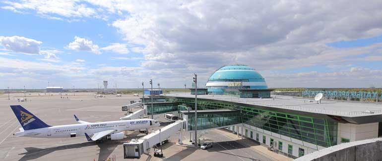 Авиабилеты Москва Нурсултан