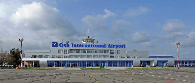 Авиабилеты Москва Ош