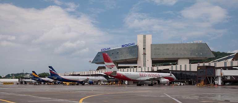 Авиабилеты Москва Сочи