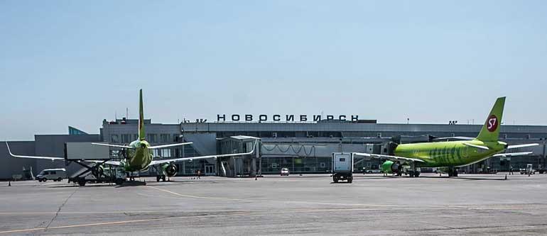 Авиабилеты Москва Новосибирск