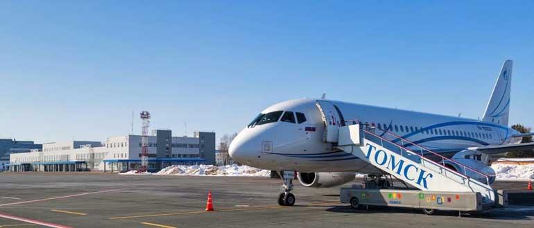 Авиабилеты Москва Томск