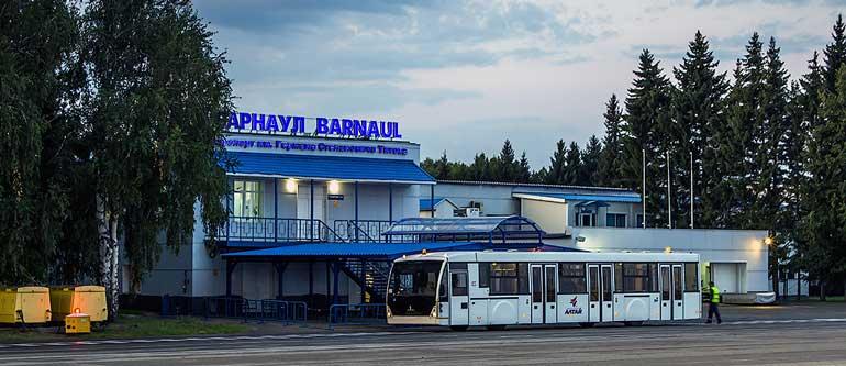 Авиабилеты Москва Барнаул