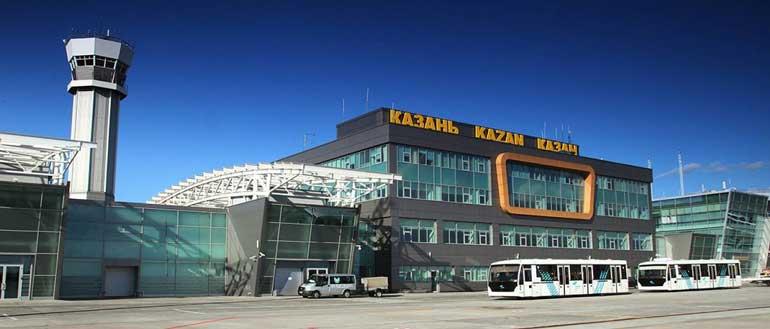 Авиабилеты Москва Казань
