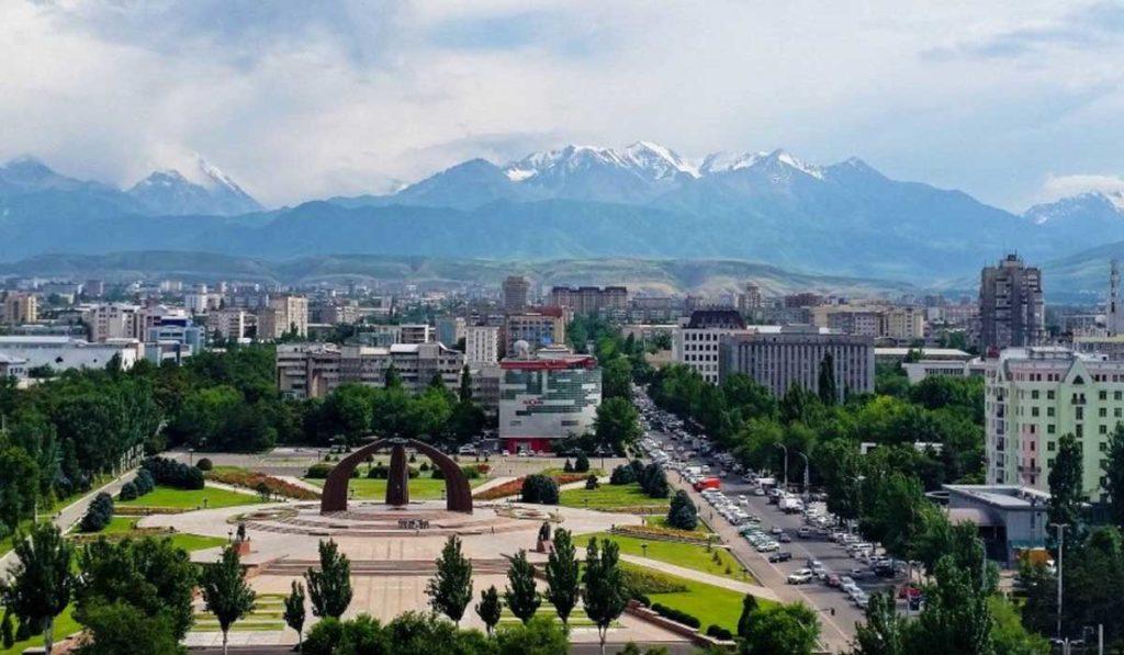 Купить авиабилеты Москва Бишкек дешево