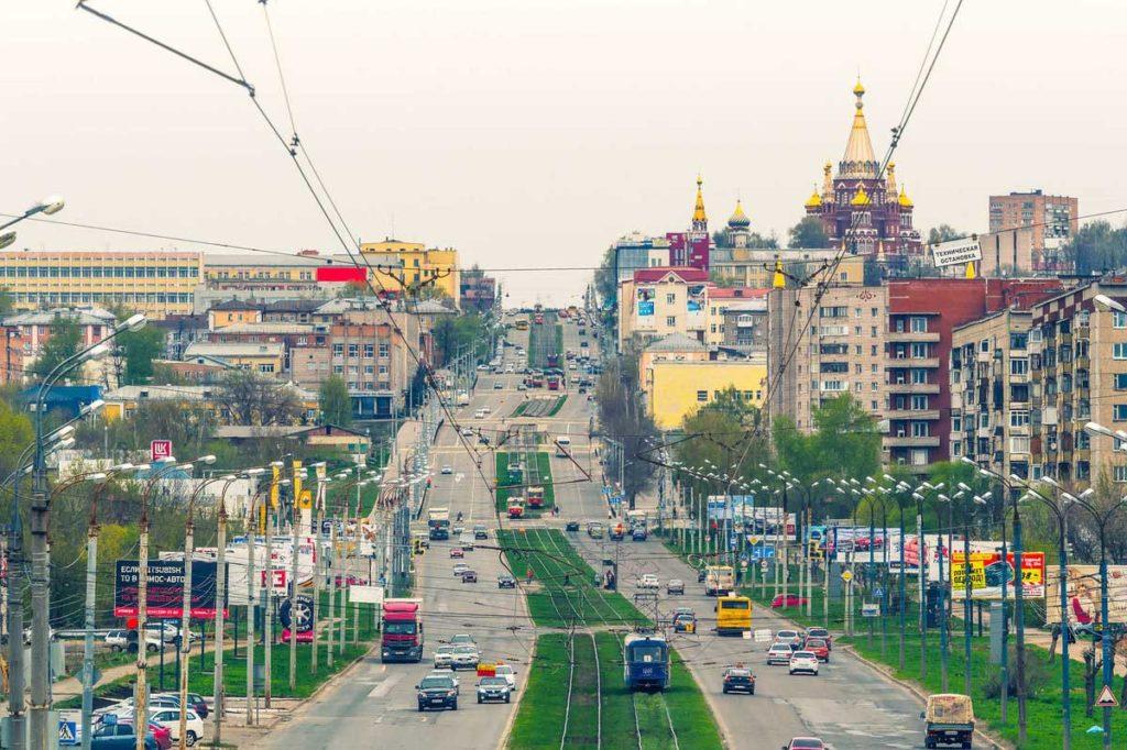 Купить авиабилеты Москва Ижевск дешево