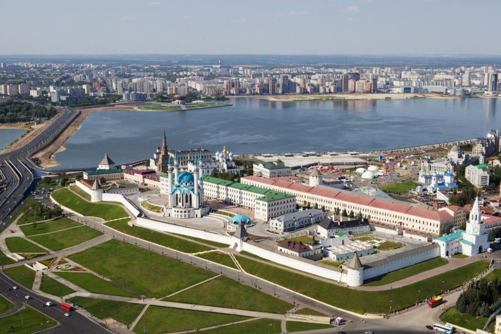 Купить авиабилеты Москва Казань дёшево