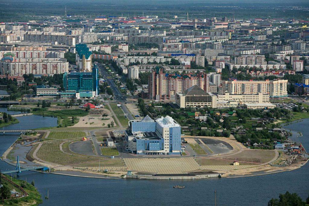 Купить авиабилеты Москва Сургут дёшево
