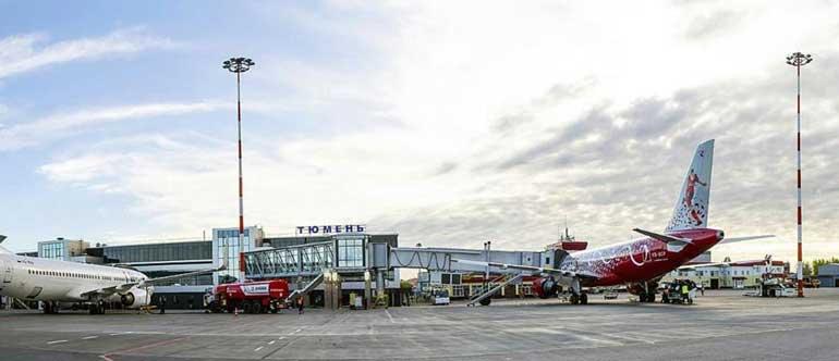 Авиабилеты Москва Тюмень