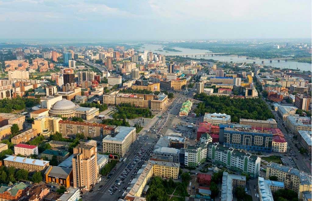 Купить авиабилеты Москва Новосибирск дёшево
