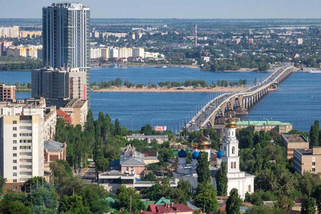 Купить авиабилеты Москва Саратов дёшево