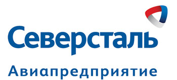 Авиакомпани Северсталь логотип