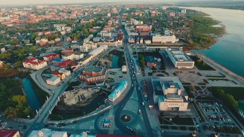 Купить дешевые авиабилеты Москва Томск