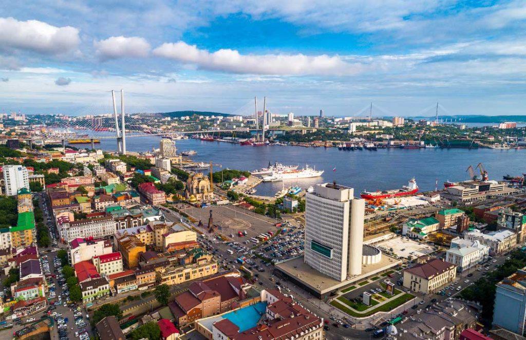 Купить авиабилеты Москва Владивосток
