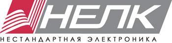 Логотип компании НЕЛК