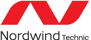 Логотип НВ Техник (Nordwind Technic)