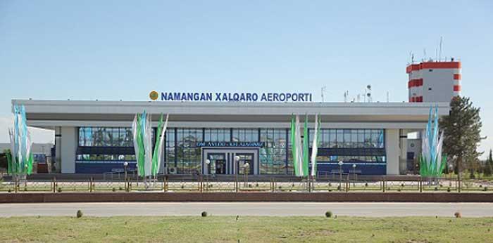 Терминал аэропорт Наманган