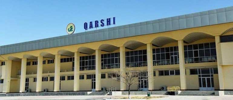 Аэропорт Карши