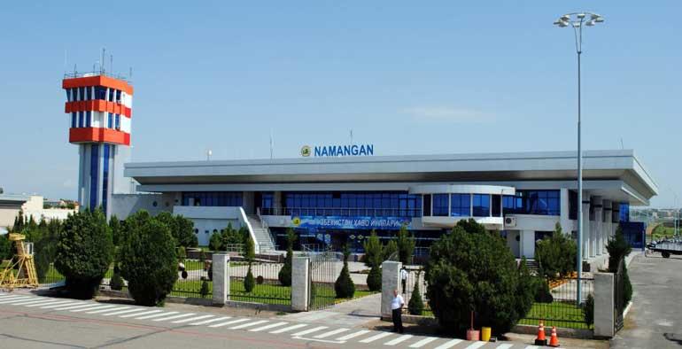 Аэропорт Наманган