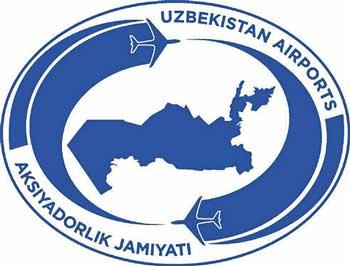 Логотип аэропортов Узбекистана - Аэропорт Термез