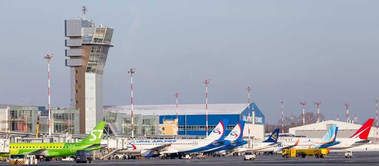 Аэропорты России и СНГ