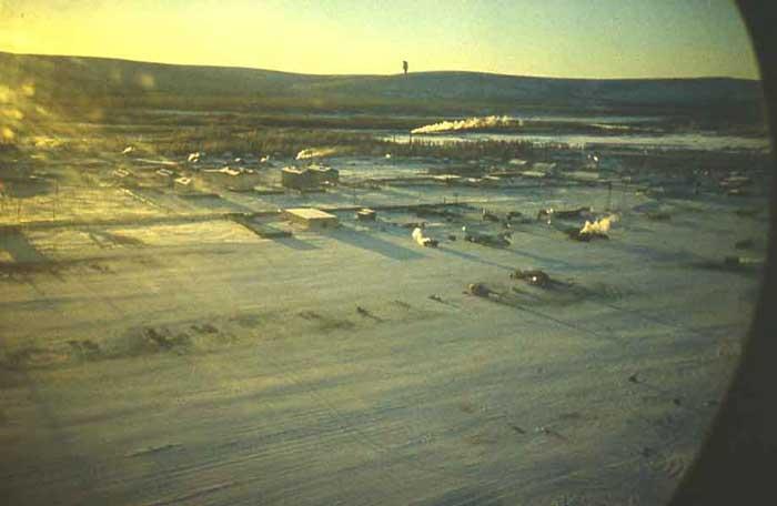 Аэродром Кепервеем взлетно-посадочная полоса