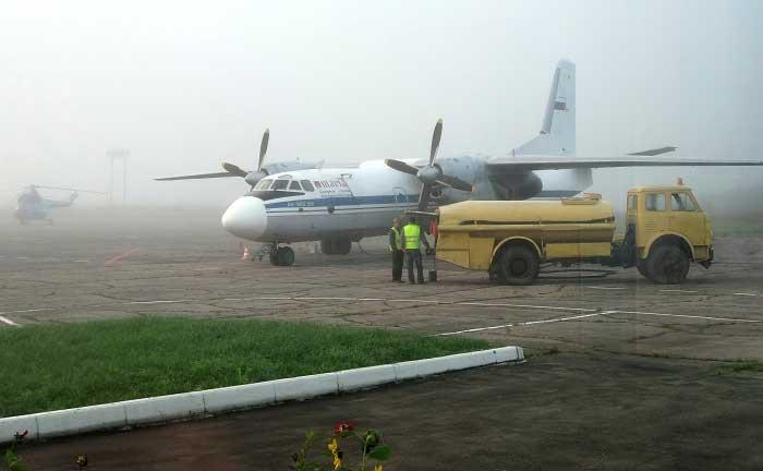 Аэропорт Кострома аэродром