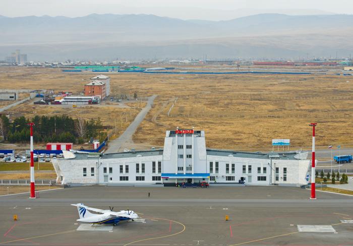 Аэродром Кызыл