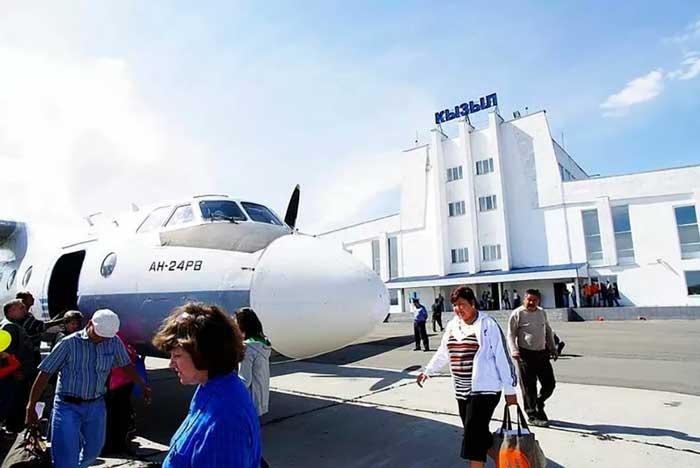 Аэропорт Кызыл расписание рейсов