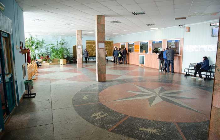 Аэропорт Полярный расписание рейсов