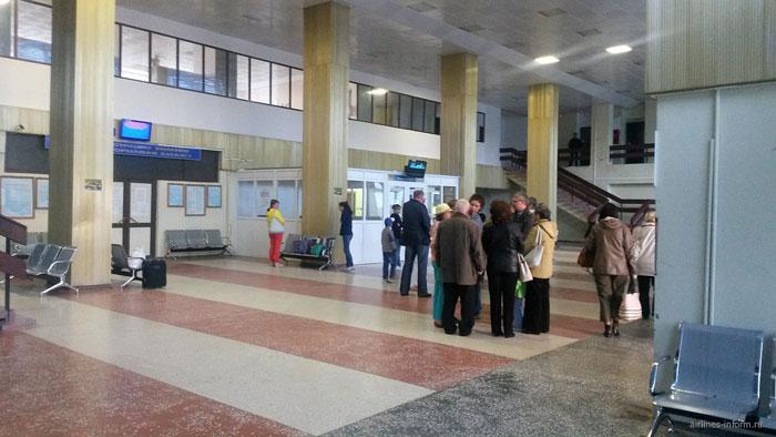 Аэровокзал Урай