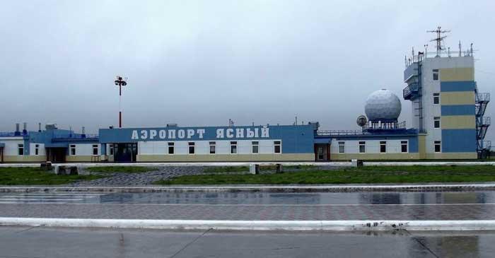 Аэродром Итуруп Ясный