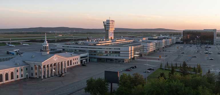 Авиабилеты Екатеринбург Москва