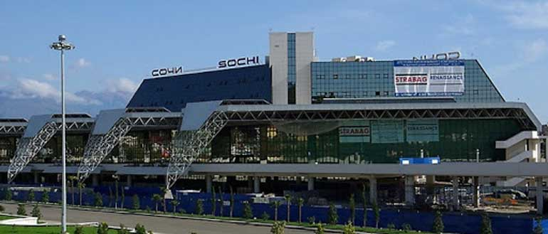 Авиабилеты Сочи Москва