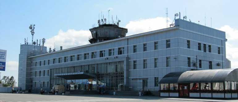 Авиабилеты Южно-Сахалинск Москва