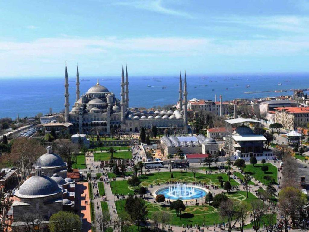 купить авиабилеты Москва Стамбул дёшево