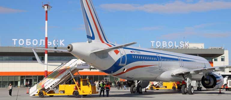 Авиабилеты Москва Тобольск